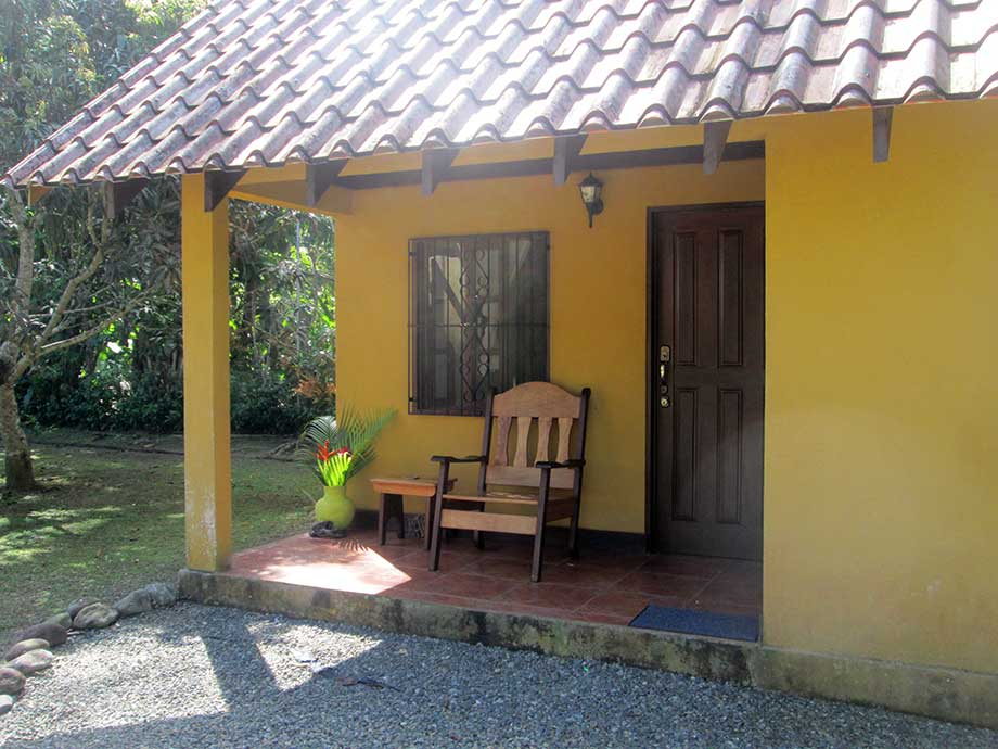 Lodging in Cahuita