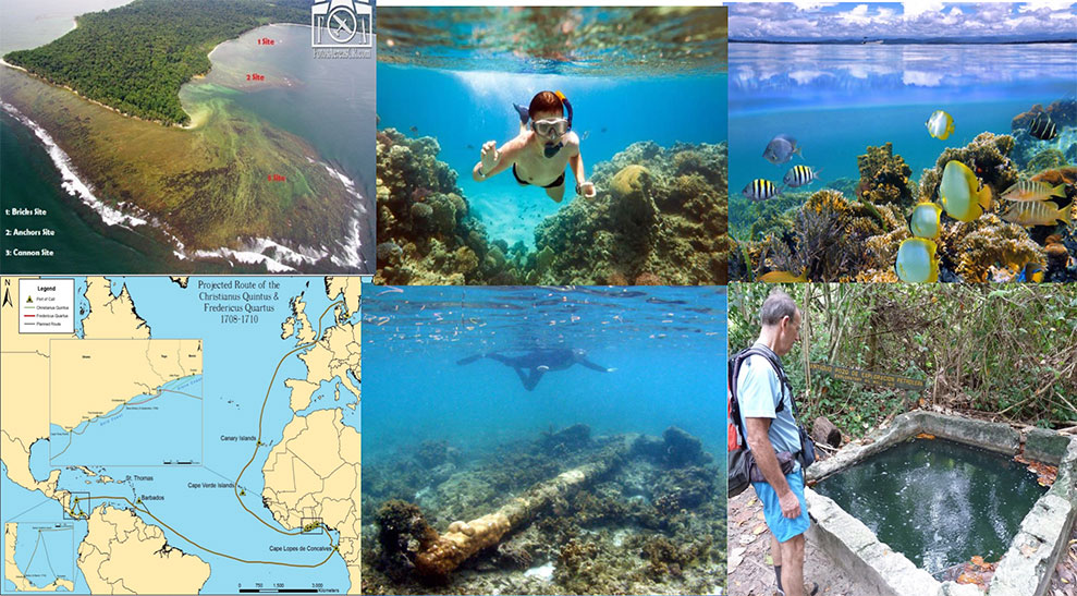 Snorkel and Hike in Cahuita National Park